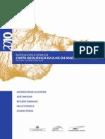 Carta Geologica Ilha Madeira