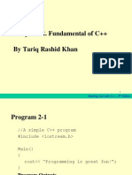 chapter 2 C++