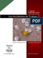 65 Los Accidentes Trabajo 1a Edicion Sep2013