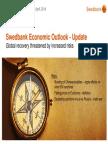 Swedbank Economic Outlook Update