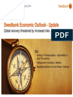 Swedbank Economic Outlook Update
