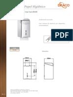 70.100 Dispenser Papel Higienico Cai Cai