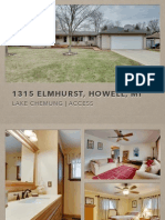 1315 Elmhurst, Howell, MI | Lake Chemung Access
