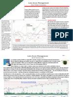 Lane Asset Management Stock Market Commentary for April 2014