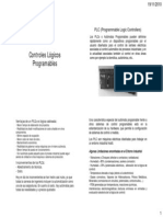 13 - Introduccion a Los PLCs Parte I
