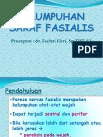 Parese Nervus Fasialis