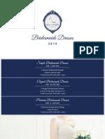 Belle Mariee-Bridesmaids Dresses