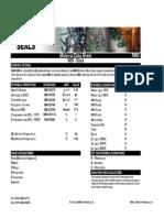 NBR Data Sheet