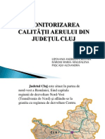 Proiect Aer Cluj