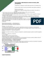 El transformador  Relación de tensiones de entrada y salida Relación de corrientes de entrada y salida P