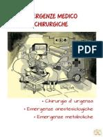 Emergenze Medico Chirurgiche