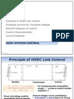 Module 3 HVDC System Control