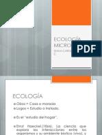 4. ECOLOGÍA MICROBIANA