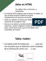 Unidad1 Introduccion HTML Tablas