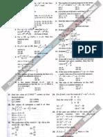 VITEEE Engineering Entrance Exam Mathematics Solved Paper 2011