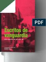 Marta Minujin - Escritos de Vanguardia
