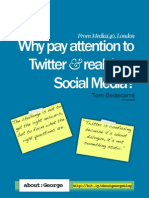 Why Pay Attention to Twitter Bedecarre