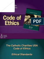 CCUSA Code of Ethics and Ethical Standards