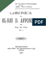 Crónica de el-rei D. Affonso V, 3 volumes em 1