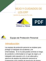 capacitacion-usomanejoycuidadodeepp-120726151602-phpapp02