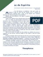 Paz de Espirito Theophorus