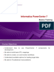 Informatica Basics