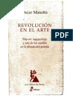 Revolución en el arte - Oscar Masotta