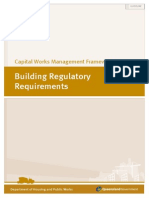 Cwm f Building Regulatory Requirements