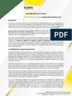 Bsc Proyecto de Reforma de Estatutos Sociales