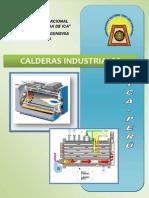 Calderas Industriales. Rep