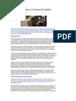 La Crisis Financiera y El Jinete Del Caballo Blanco