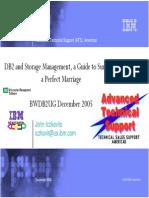 DB2 Storage Management