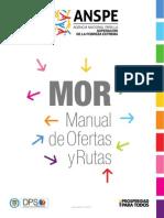 Manual de Ofertas y Rutas ANSPE-Abril2014