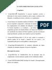 180 Questoes Cespe Sobre Processo Legislativo