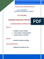 FE Y CULTURA- RECENSIÓN 24 de mayo del 2013