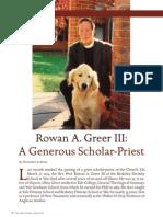 Rowan Greer III
