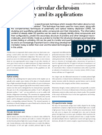 advances-in-circular-dichroism-spectroscopy-and-its-applications