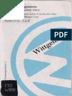 Conferencia sobre ética - Wittgenstein