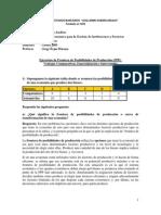 Pauta Ejercicios FPP Ventajas Comparativas Especializaci n e Intercambio