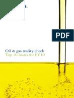Deloitte_Oil & Gas Reality Check