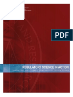 Science and Research Report