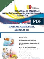 6 Consejeria e Higiene de Alimentos