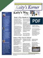 Kaity's Korner November 09