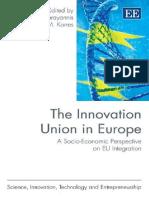 Innovation Union Europe