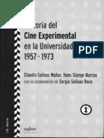 Cine Experimental en La U de Chile