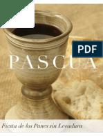 Pascua (Fiesta de Los Panes Sin Levadura)