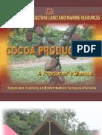 Cocoa Production Manual