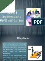 Importancia de La MYPES