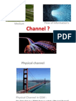GSM Channels - My .Ppt