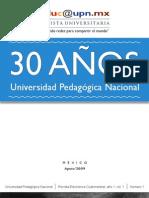Revista electrónica educ@upn.mx no. 1